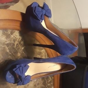 JustFab Shoes - Pretty in blue